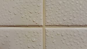 If you have dirty grout, it might be time to clean your tiles.